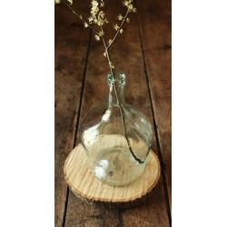 Dame Jeanne Bonbonne verre transparent 2 L